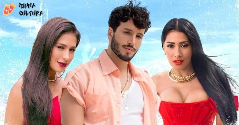 Simone & Simaria  com Sebastián Yatra