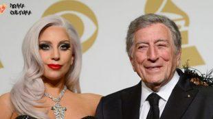Lady Gaga anuncia shows em parceria com Tony Bennett