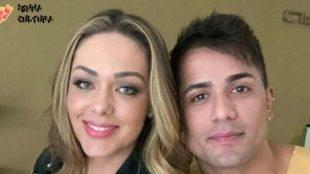 Tiago Piquilo e Tânia Mara.