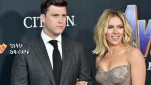 Nasce o primeiro filho de Scarlett Johansson com Colin Jost