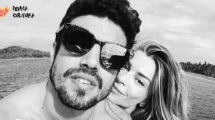 Grazi Massafera confirma término com Caio Castro