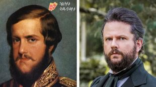 Conheça os personagens reais de 'Nos Tempos do Imperador'