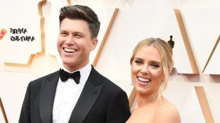 Marido de Scarlett Johansson confirma que ela está grávida