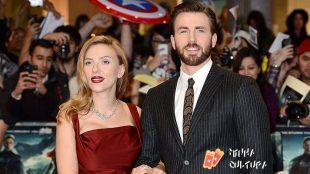 Scarlett Johansson e Chris Evans se unem em novo filme da Apple TV
