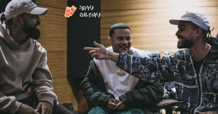 Primeira música do camisa 9 do Flamengo é um rap ostentação em parceria com Papatinho e Choji.