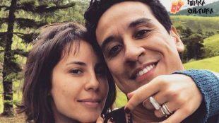 Andréia Horta e Marco Gonçalves anunciam fim do relacionamento