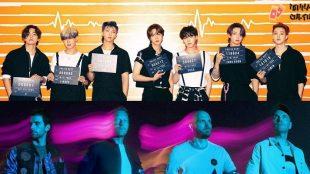 'My Universe', parceria entre BTS e Coldplay, já tem data para lançamento