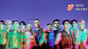 Coldplay e BTS lançam a parceria tão aguardada