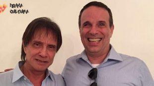 Dudu Braga, filho de Roberto Carlos, morre após luta contra o câncer