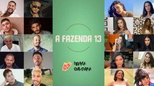 """Veja mais detalhes sobre a estreia de """"A Fazenda 13"""""""