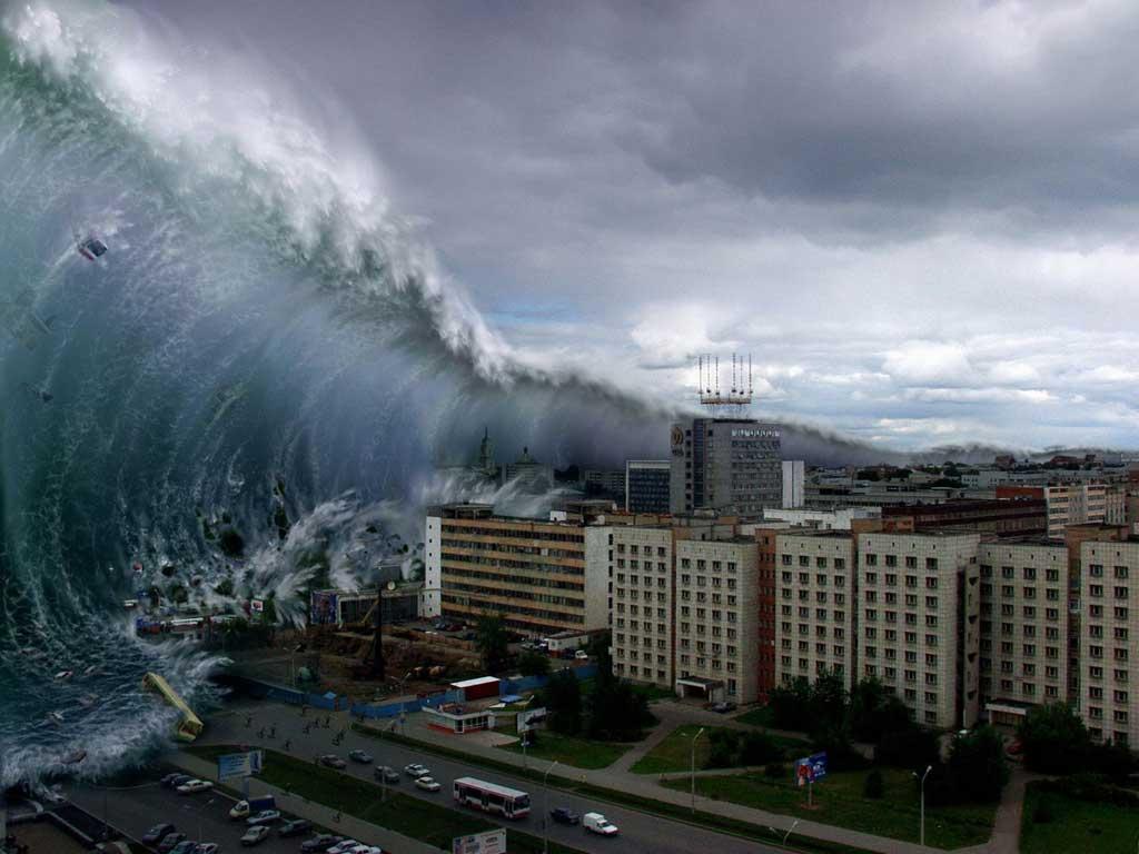 Tsunami A Fúria do Oceano