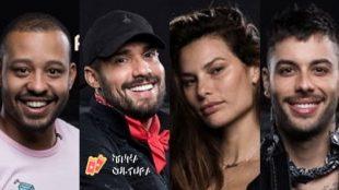 Mussunzinho, Bil, Dayane e Gui Araújo estão na segunda roça de 'A Fazenda 13'
