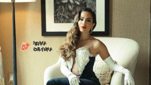 Performance de Anitta no VMA viraliza nas redes sociais