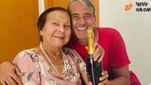 Alexandre Borges lamenta morte da mãe que sofria de Alzheimer