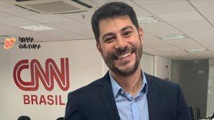Evaristo Costa revela que foi demitido pela CNN Brasil