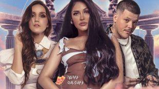 Flay lançará parceria com Dulce Maria  e Ferrugem