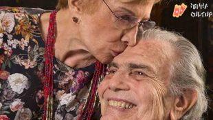 Nora de Glória Menezes fala sobre estado da atriz após perda do marido