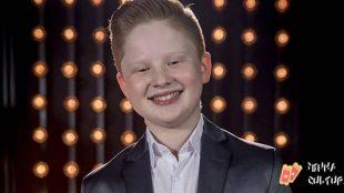Gustavo Bardim é o vencedor do 'The Voice Kids'