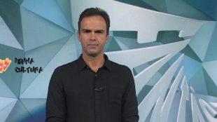 Tadeu Schmidt está na lista de possíveis substitutos de Tiago Leifert