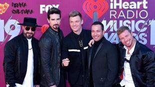Backstreet Boys anuncia data para show que será realizado em São Paulo