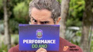 Indicados na categoria 'Performance do Ano' do Prêmio Multishow são anunciados