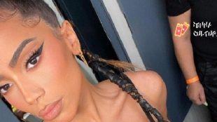 Anitta posta vídeo nas redes sociais e revela nome da nova música