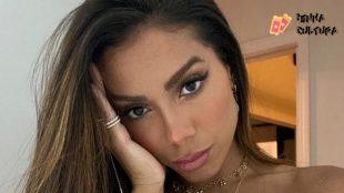 Imagens dos bastidores do novo videoclipe de Anitta são divulgadas