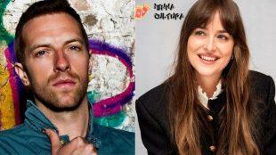 Chris Martin faz declaração emocionante a Dakota Johnson em show do Coldplay