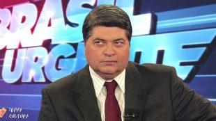 Pela terceira vez, Datena anuncia saída da TV para disputar eleições