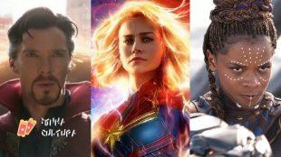 Com estreias adiadas, Marvel e Disney anunciam novo calendário de lançamentos
