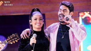 Juliette e Rodolffo gravam juntos e fãs acreditam em feat