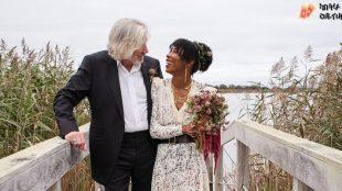 Aos 78 anos, Roger Waters se casa pela quinta vez