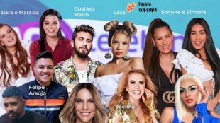 Ivete Sangalo, Joelma, Lexa, Pabllo Vittar e outros artistas participam do Teleton